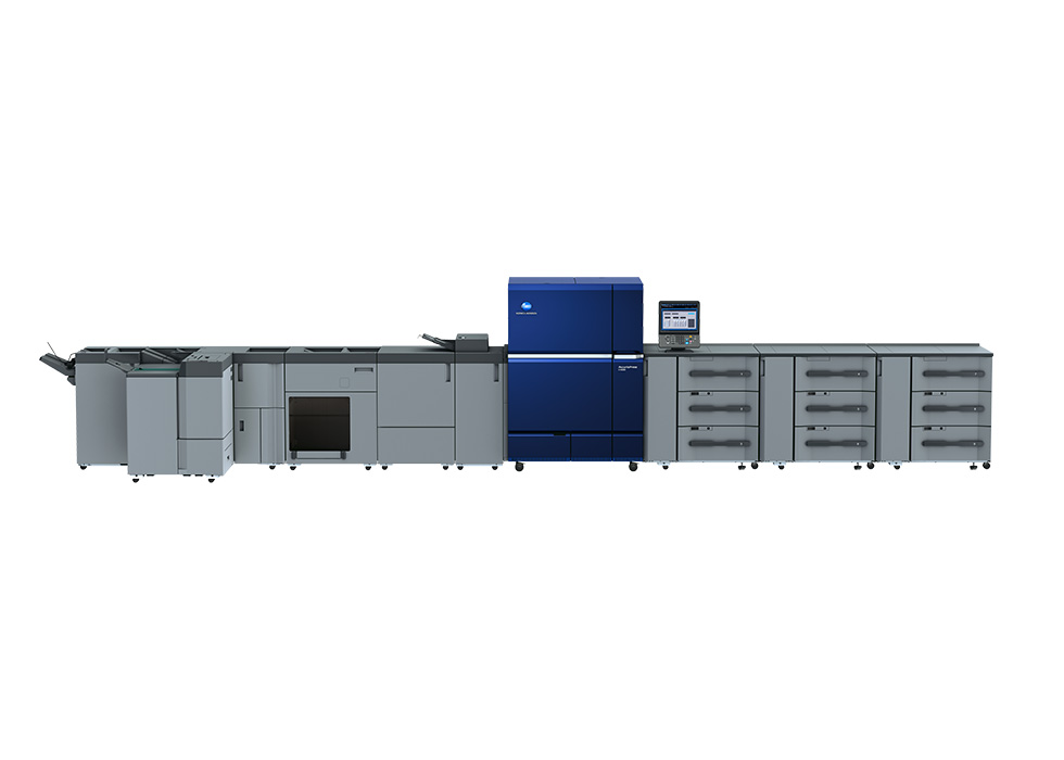 Konica Minolta's AccurioPress C14000 Series named Red Dot Award 2021 winner