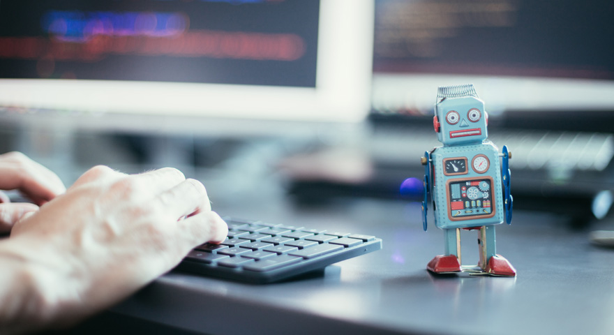 Powering your business forward with robotic process automation